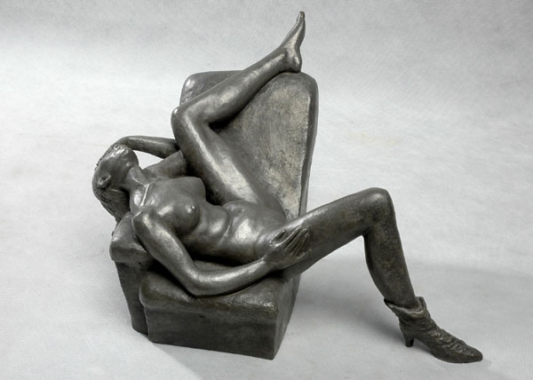 Provocation V- an erotic scu;pture by Zhang Yaxi